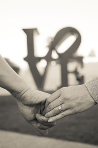 Love and Marriage Engagement photo by Greenlight Photography